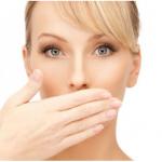 Overcome bad breath
