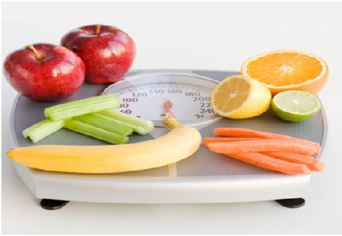 How to lose weight with Food or Diet