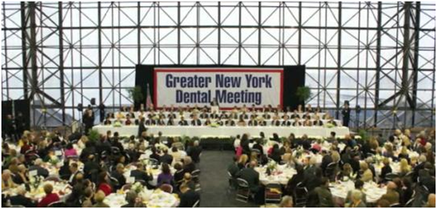 The Great New York Dental Meeting (GNYDM)