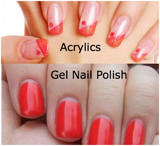Acrylic Or Gel Nails Pros And Cons
