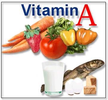 Ten Best Foods to Overcome Vitamin A Deficiency