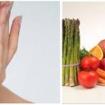 food to make skin fair