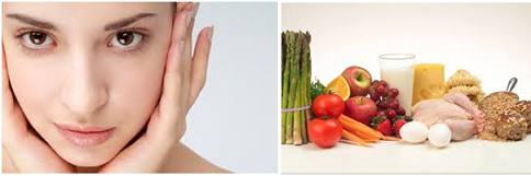 Foods to Make your Skin Fairer