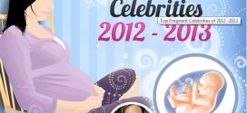 Top Pregnant Celebrities of 2012 -2013